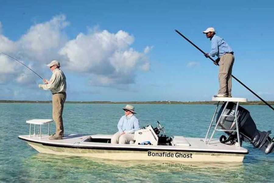 TheRealBahamas LLC Fly Fishing: Half Day: Bonafide Bonefishing