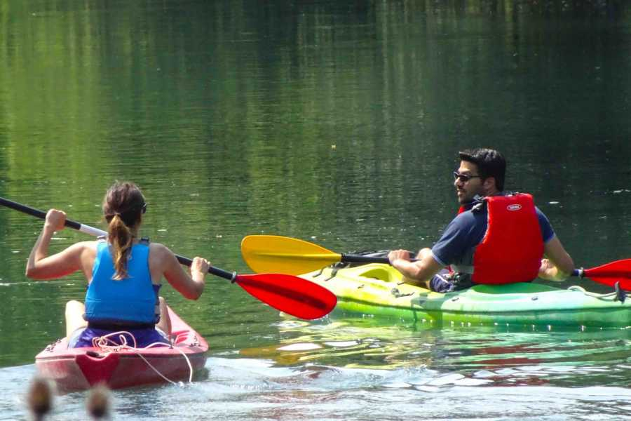 TRAVELSPORT Outdoor Activities KAYAK & BIKE ALONG SILE RIVER