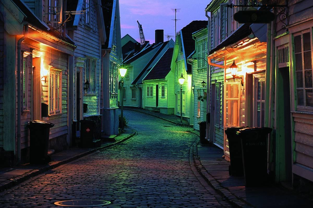 GuideCompaniet Stavangers Mørke Side