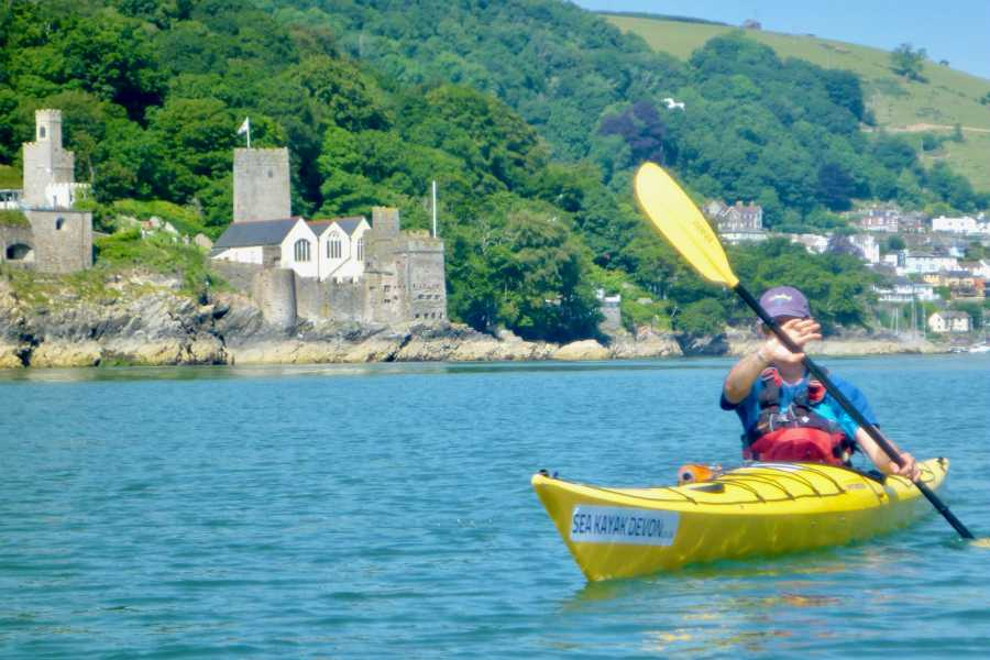 Sea Kayak Devon Ltd L1 Discover (5 Day Course)