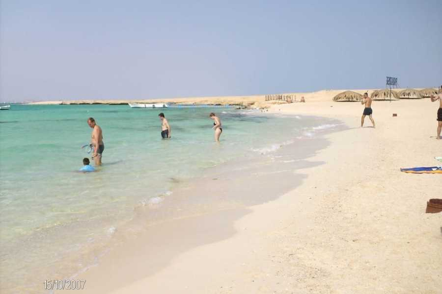 Marsa alam tours Snorkeling trip to Giftun Island  from Hurghada