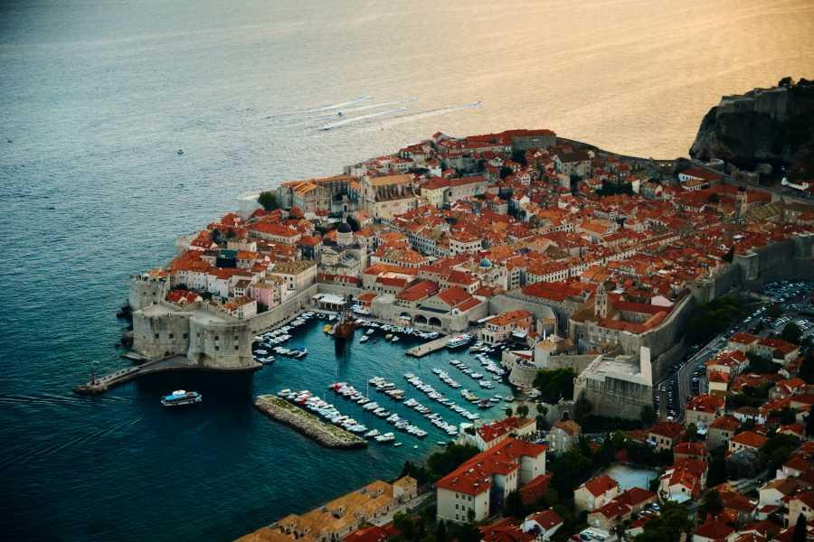 Insider Holidays Dubrovnik Panoramic Drive Van