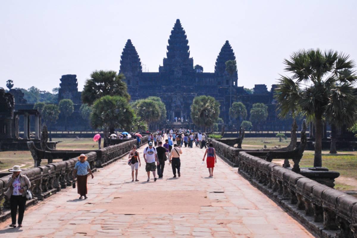 Viet Ventures Co., Ltd Siem Reap - 4 days 3 nights tour
