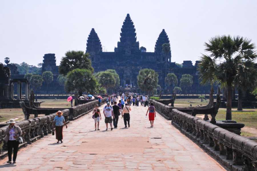Viet Ventures Co., Ltd Siem Reap - 4 days 3 nights tour