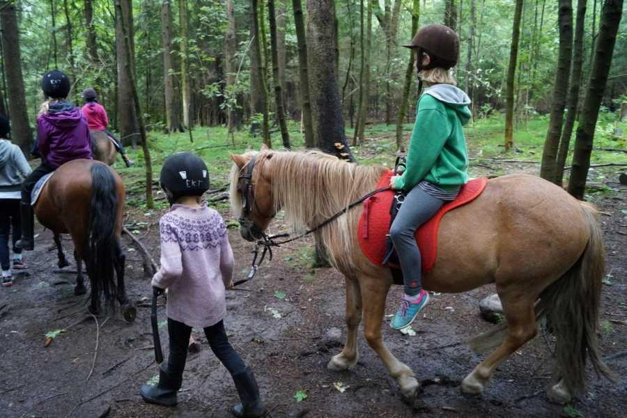 Ekebergparken Sommerskole, 25. Juni  - 29. Juni