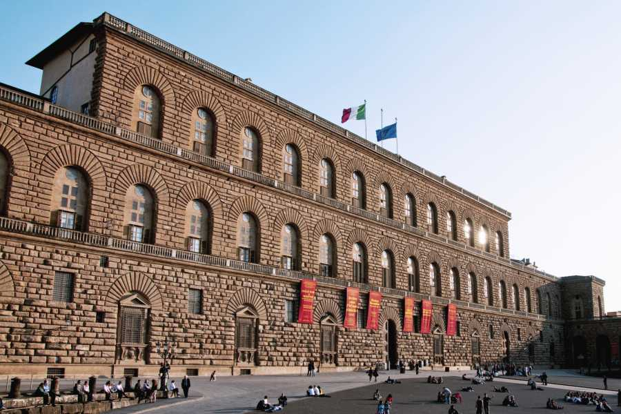 ACCORD Italy Smart Tours & Experiences PITTI PALACE: MAGNIFICENCE OF THE MEDICI DINASTY - GROUP TOUR