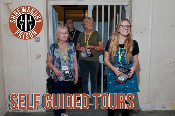 Shrewsbury Prison Self Guided Tour