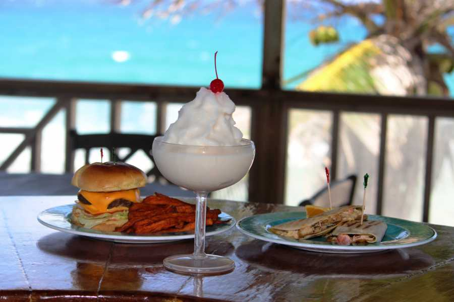 TheRealBahamas LLC Dining Voucher: Moonshine Bar & Grill Stella Maris