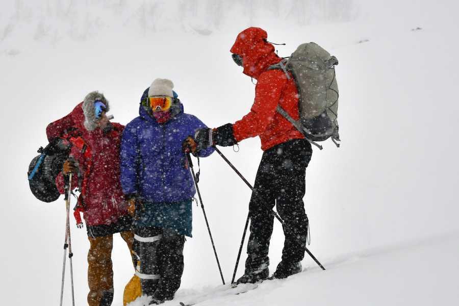 Øystein Ormåsen Førstehjelp i vinterfjellet