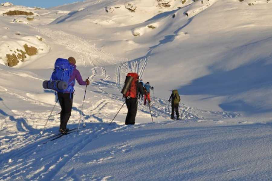 Rogaland Aktiv as Skitur, fra fjell til fjord