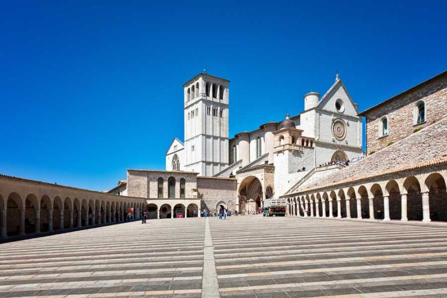 ACCORD Italy Smart Tours & Experiences ASSISI & CORTONA - IN BUS