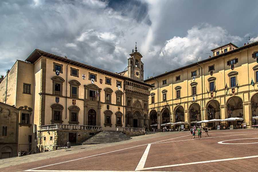 ACCORD Italy Smart Tours & Experiences AREZZO & CORTONA...FILM & FESTIVAL -PRIVATE TOUR BY MINIVAN