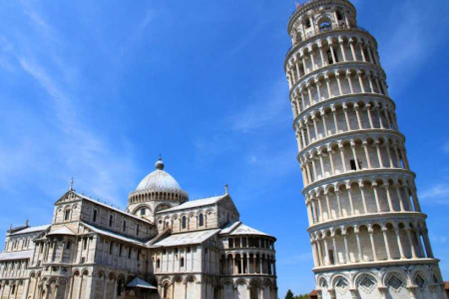 ACCORD Italy Smart Tours & Experiences PISA - TOUR PRIVATO IN MINIVAN