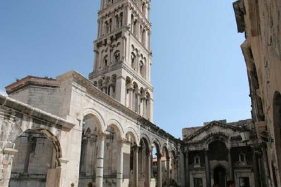 "Travel Agency"" South Tours"" Split Walking Tour with Diocletian Palace"