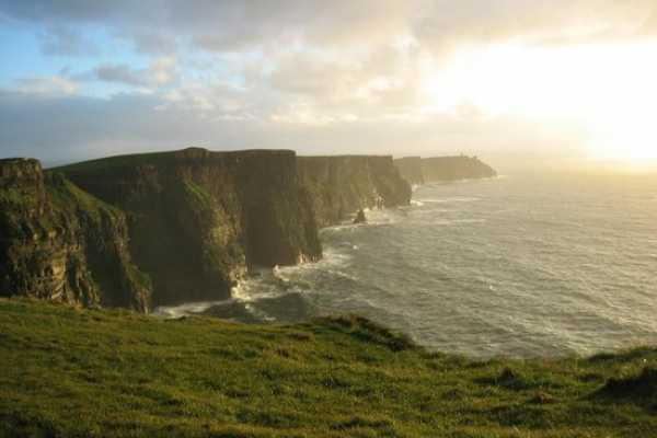 (Small Group) Cliffs of Moher Tour from Sligo