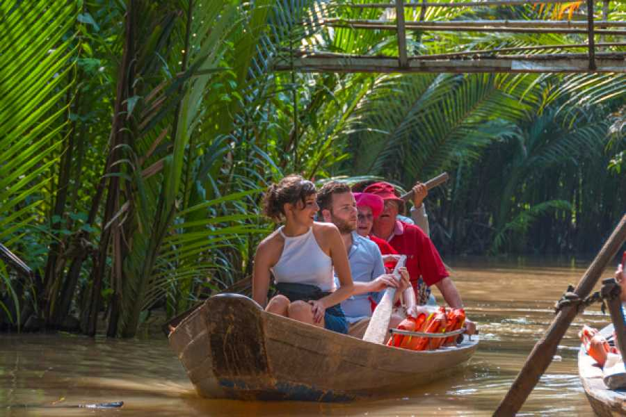 Viet Ventures Co., Ltd Ho Chi Minh to Mekong Delta 4 days 3 nights
