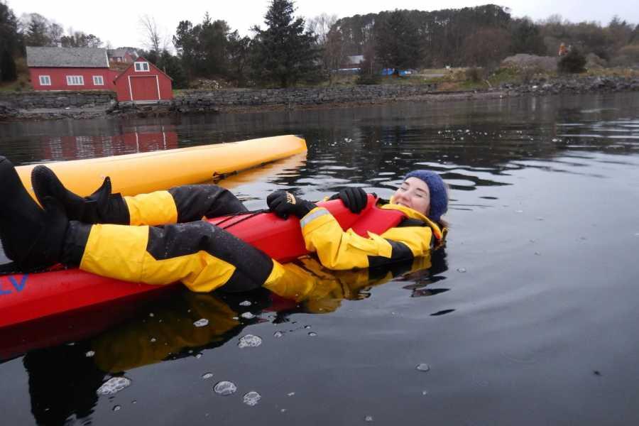 Gone Paddling Kayak Course