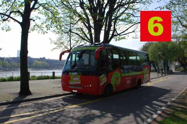 06 - St. Johann / River Cruise
