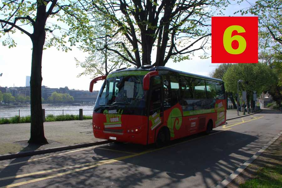 BaselCitytour.ch 06 - St. Johann / River Cruise