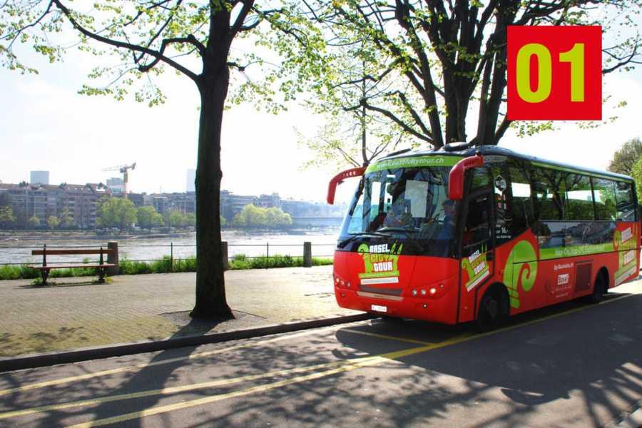 BaselCitytour.ch 01 - St. Johann / Sain-Jean / River Cruise
