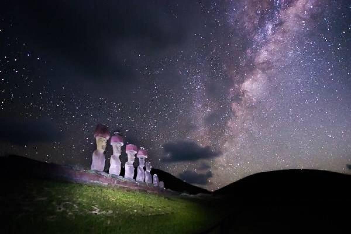 Green Island Tours - Easter Island Rapa Nui Stargazing Experience