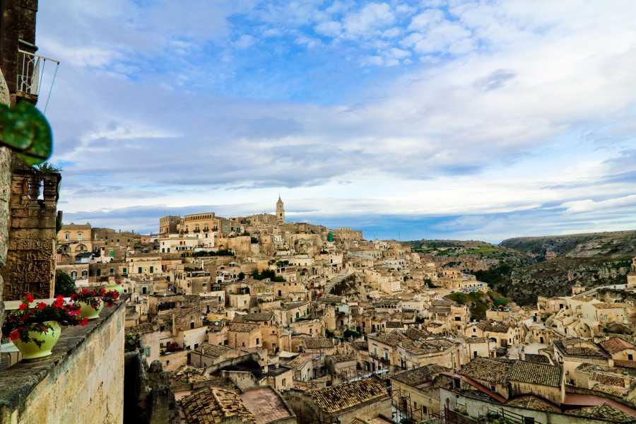 Destination Apulia VAN TOUR MATERA AND GROTTAGLIE - Daily trip