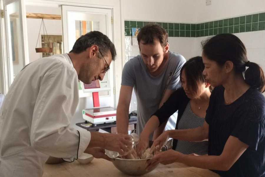 Destination Apulia Pasta cooking class + typical dish