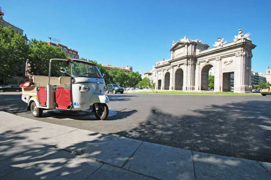 Urban Safari Tours Tuk Tuk: 3-in-1 Tour