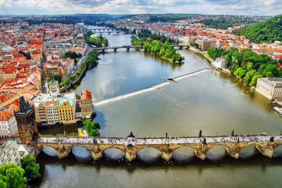 Vienna Explorer - Tours and Day Trips Private Tour nach Prague