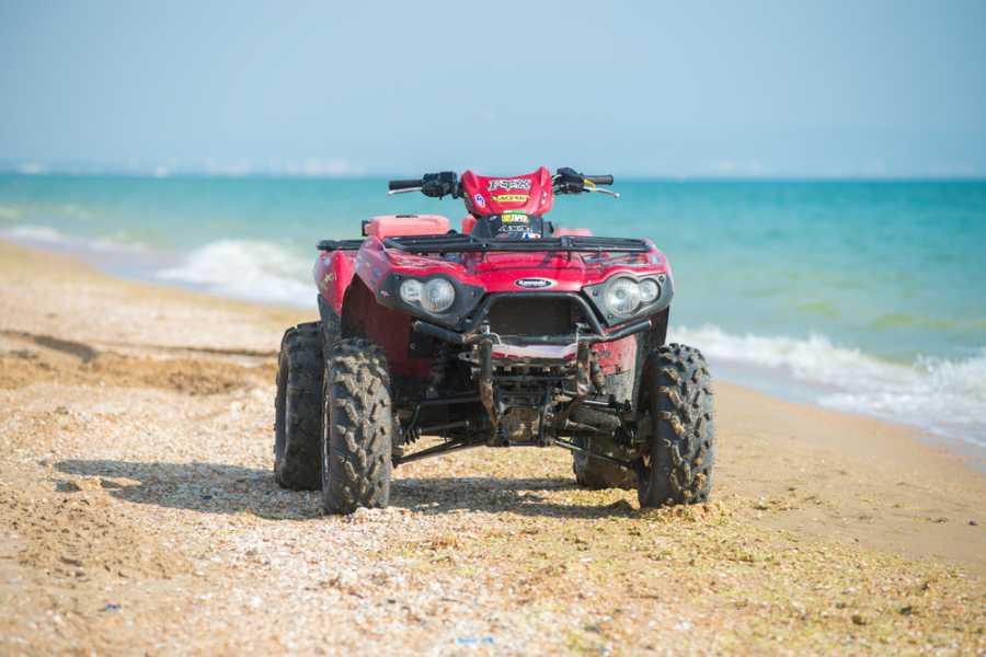 Tour Guanacaste Sandy Beach ATV Tour