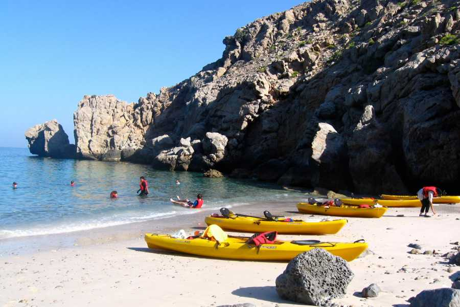 Absolute Adventure Coastal Kayak