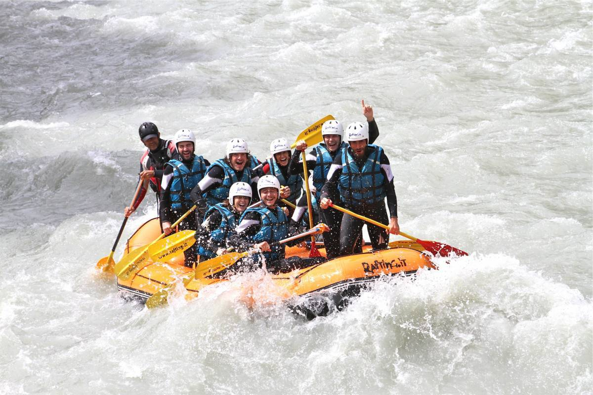 Rafting.it Classic Top