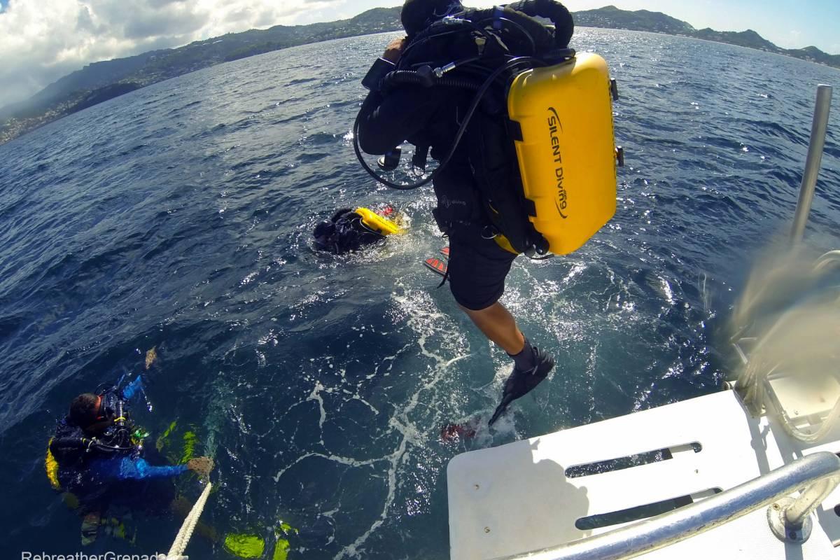 Aquanauts Grenada TEC & CCR Trial Package