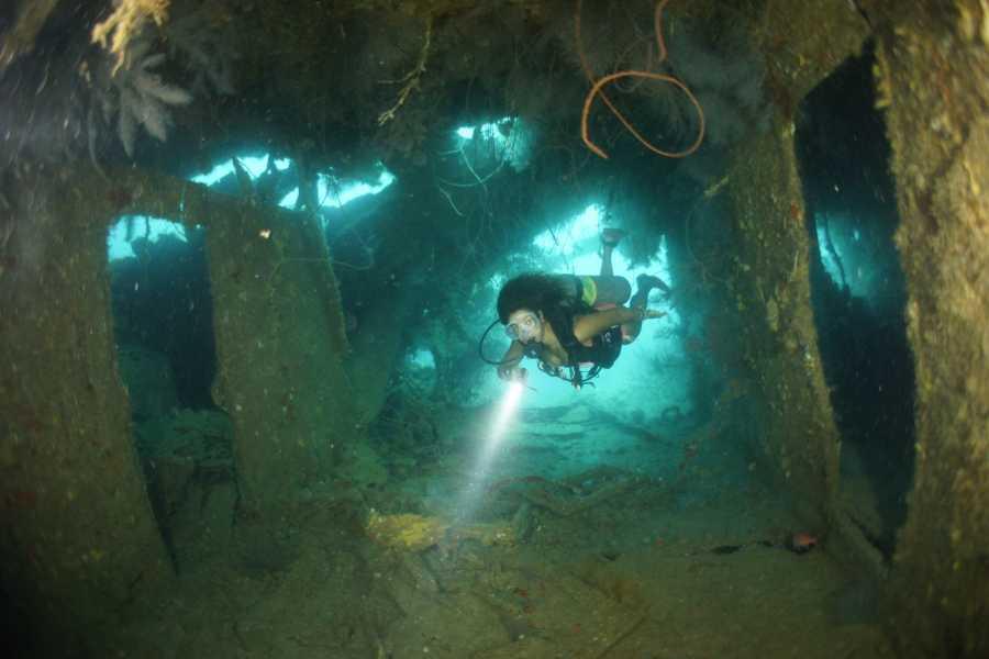 Aquanauts Grenada Wreck Week