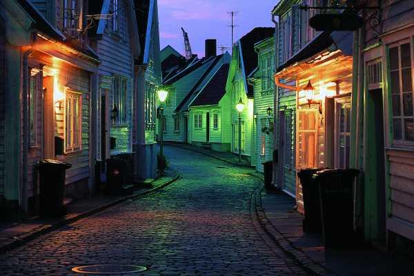 Dark side of Stavanger