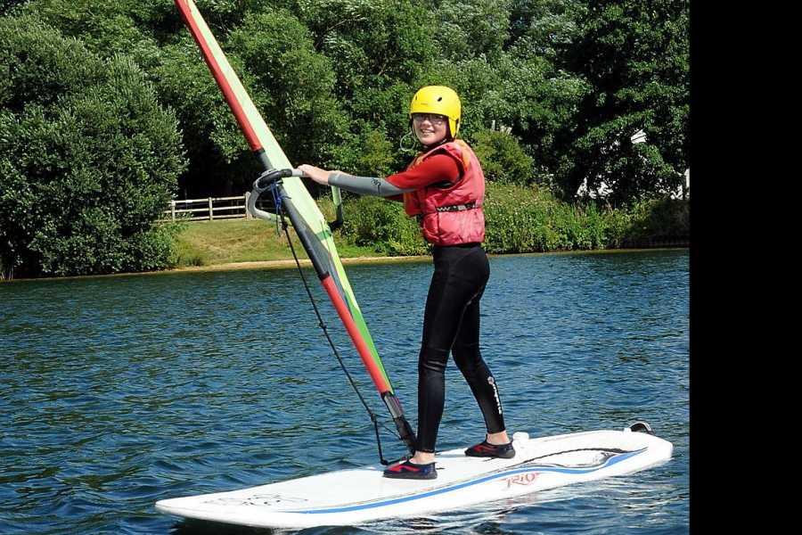 South Cerney Outdoor RYA Junior Windsurf Beginners Course
