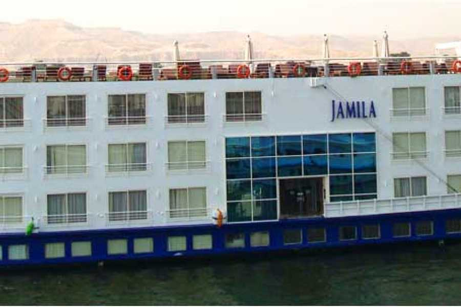 Journey To Egypt Jamila Nile Cruise