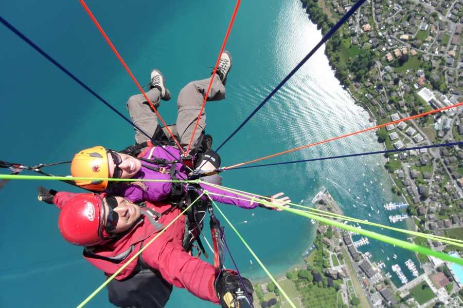 Swiss Paragliding & Adventure GmbH Paragliding Niesen - Spiez