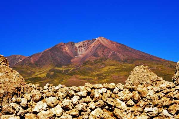 Late Bolivia SALAR DE UYUNI AND TUNUPA VOLCANO FULL DAY TOUR