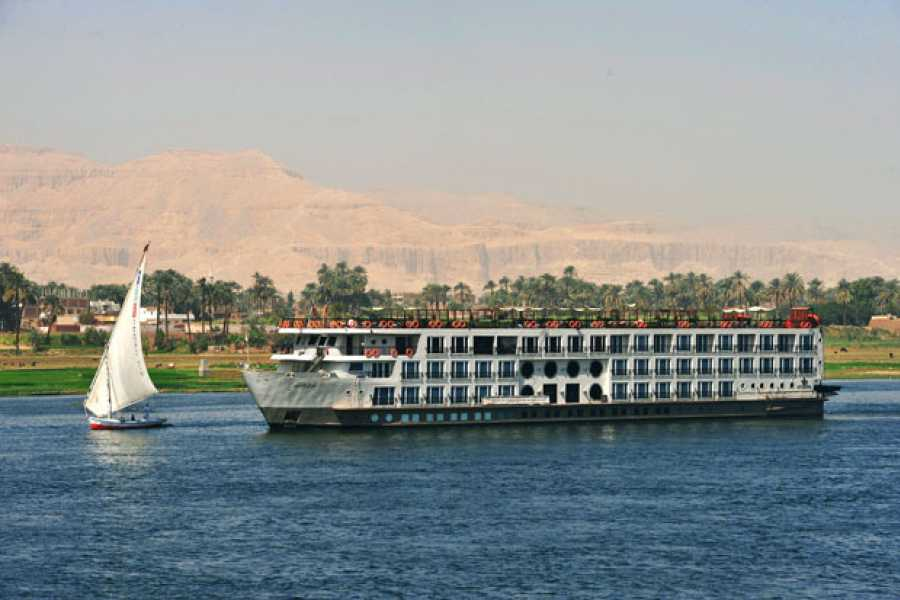 Journey To Egypt MS Mayfair Nile Cruise