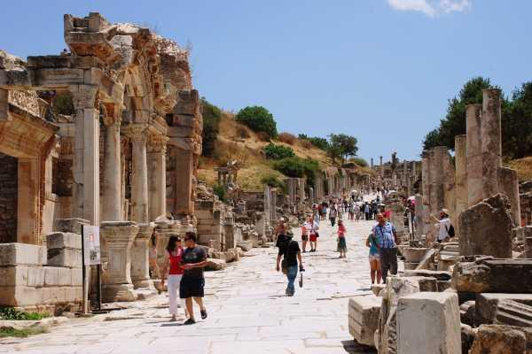 2-Day Ephesus & Pamukkale Tour from Marmaris (TM612)