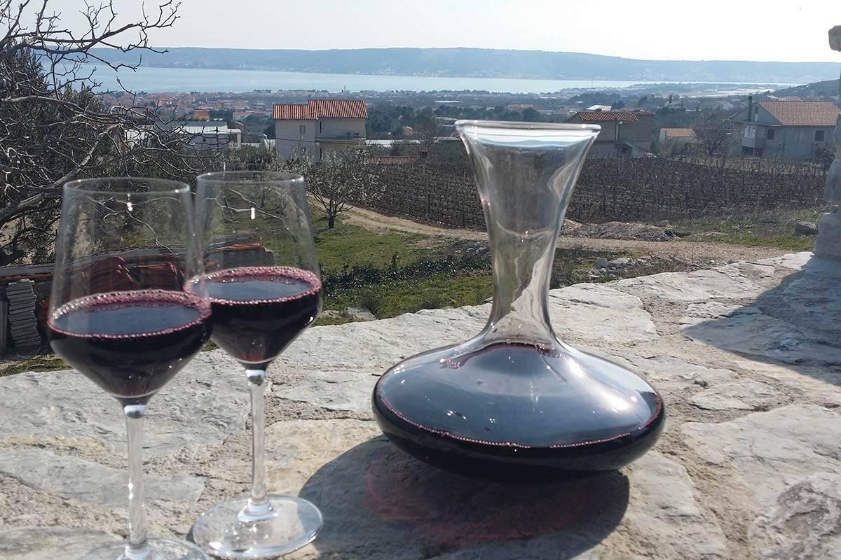 Sugaman Tours Zinfandel Wine Tasting Tour