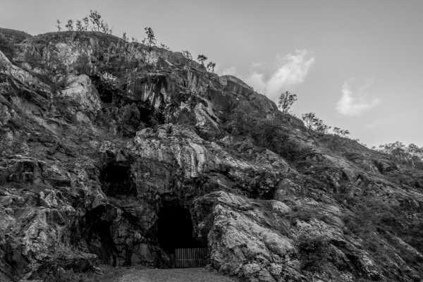 Blåfjell historic mines