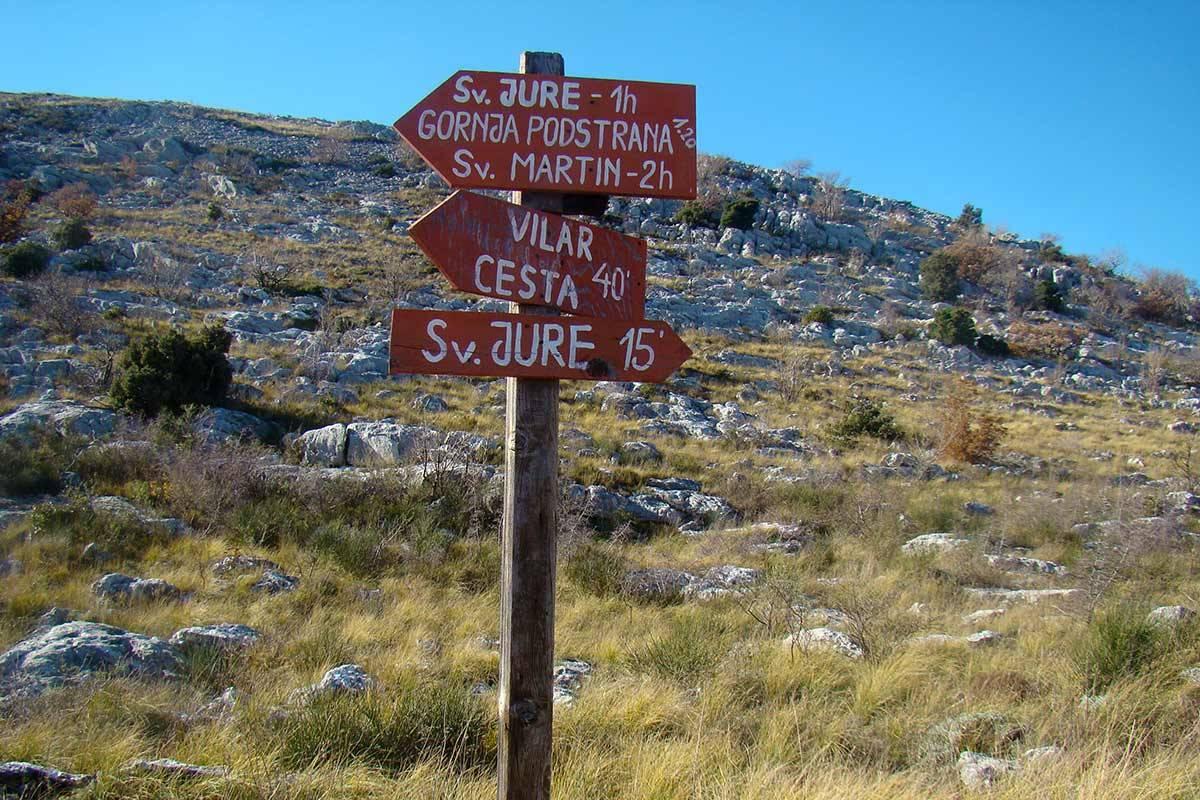 Sugaman Tours Hiking Tour to Podstrana