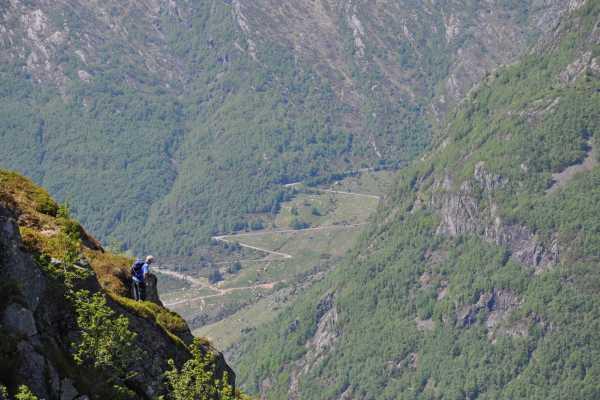 Magma Geopark Ørsdalen gruver