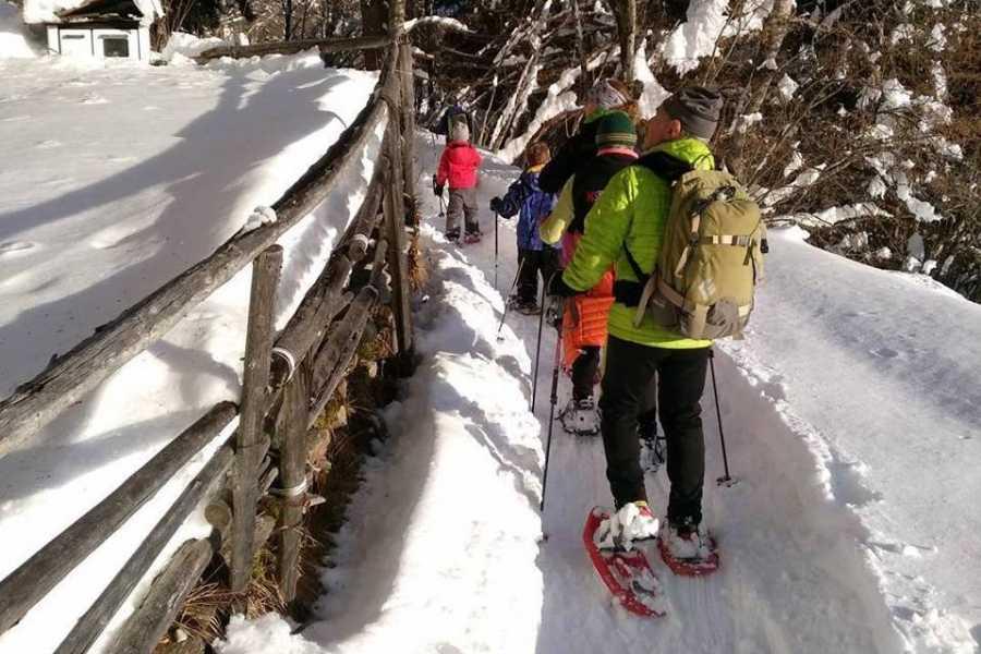 TRAVELSPORT Outdoor Activities CIASPOLARE AI PASCOLI DI ANDRAZ