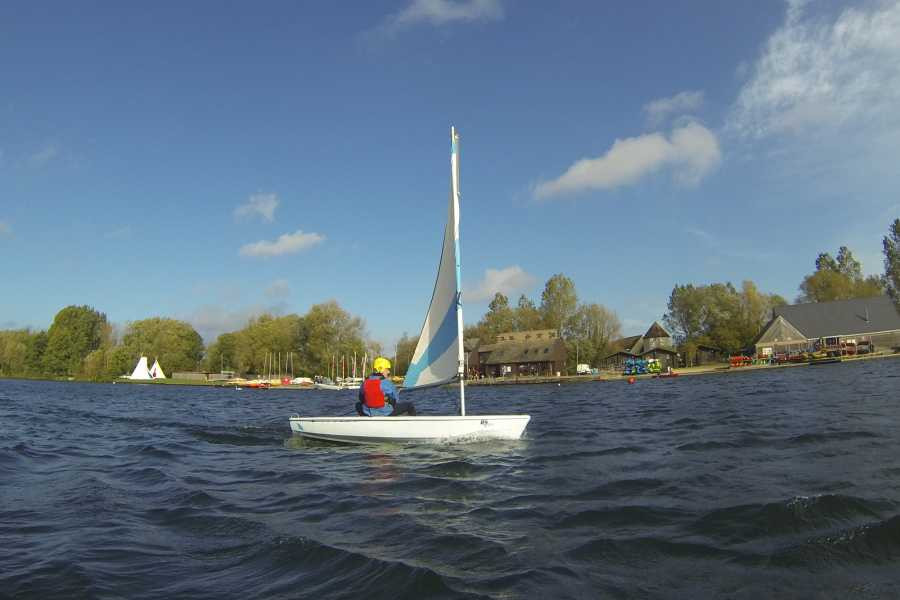South Cerney Outdoor Basic Sailing- RYA Adult Level 2