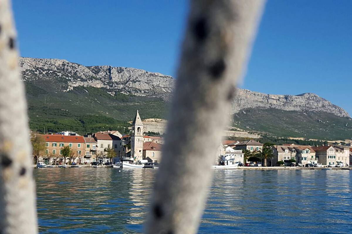 Sugaman Tours Sailing Gourmet Tour, Split