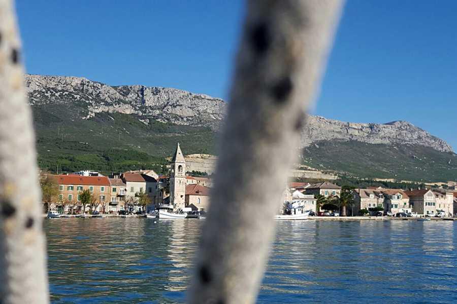 Sugaman Tours Sailing Gourmet Tour, Split