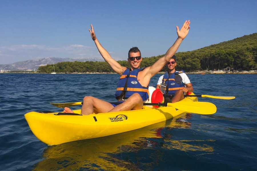 Sugaman Tours Kayaking Split